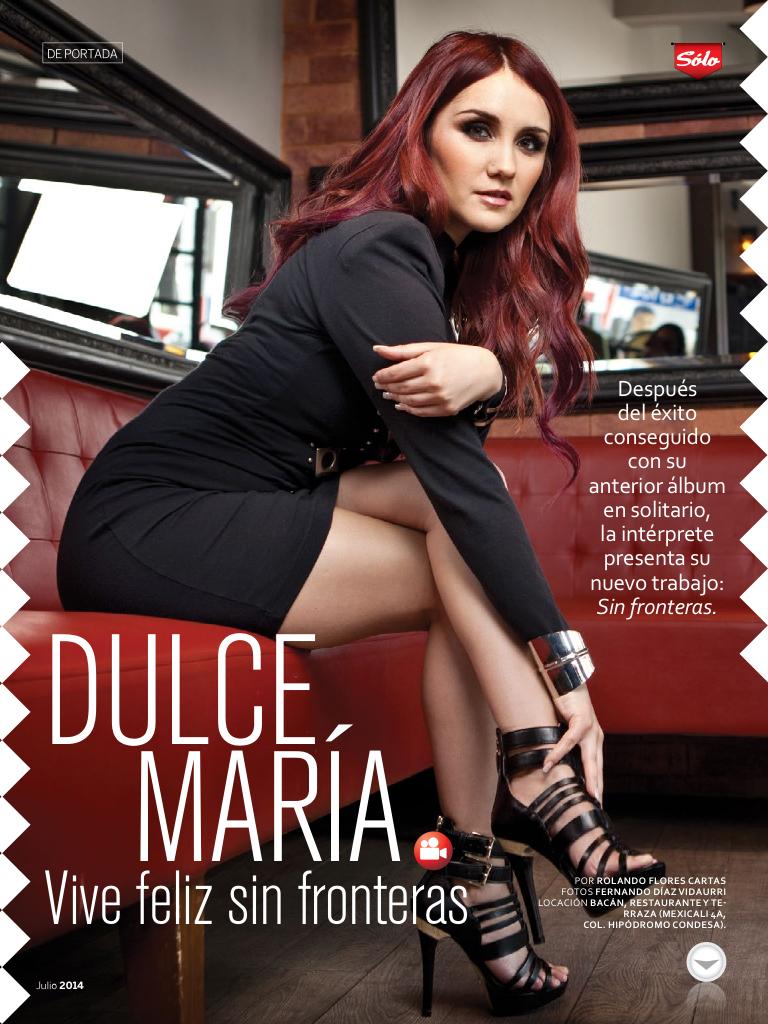 Dulce Maria/დულსე მარია - Page 4 4a347c9fc40b67aa6e2dd8e433975ea3