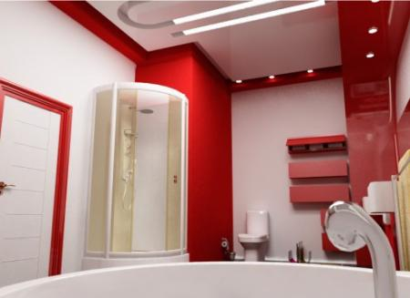 Как сделать потолок в ванной 827969d4725812042ad41f94670ce80c