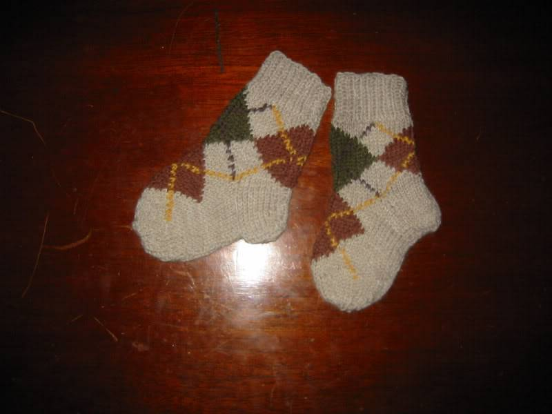 Projects! Minerva_1946_baby_argyle_socks
