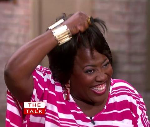 Vrai cheveux faux cheveux  dileme pour la beauté noire Sheryl-Underwood-1