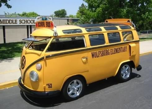 De coolste bus foto's 34