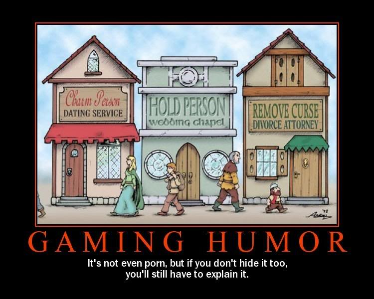 funny posters Gaming_humor