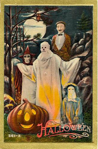 Halloween Vintage_Halloween_Postcard_2
