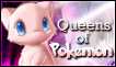 Queens of Pokemon