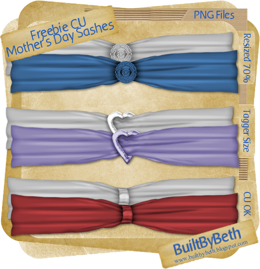 Mother's Day Sashes - By: BuiltByBeth Bt_cu_sashPREVPNG