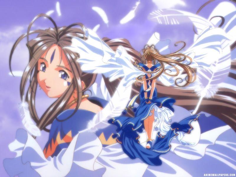 el juego de los animes Ah-my-godess-0052