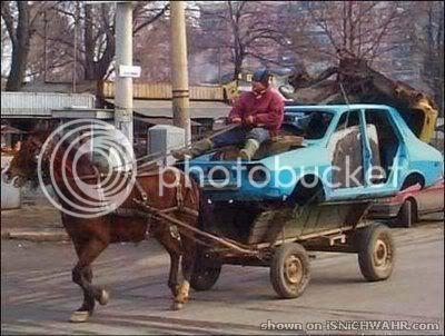 Merry Christmas  Horsecar