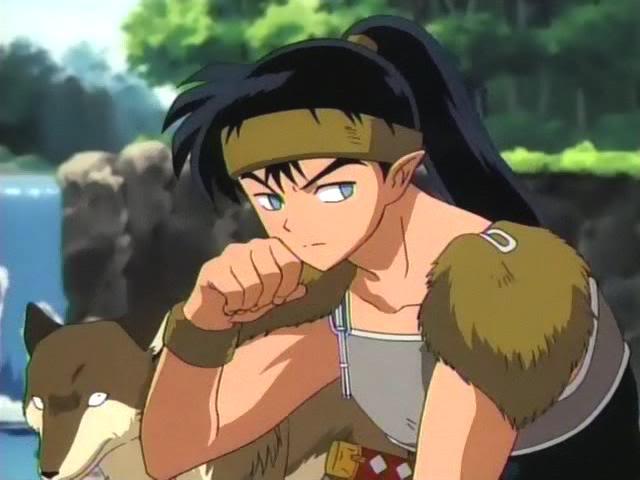 Koga, The Wolf Koga