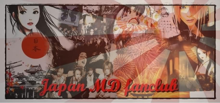 Japan MD Fanclub