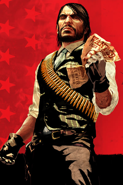 Shadow's Of The Past, The Blood Queen and The Desperado (Sixty Four Years Ago) JohnMarston01