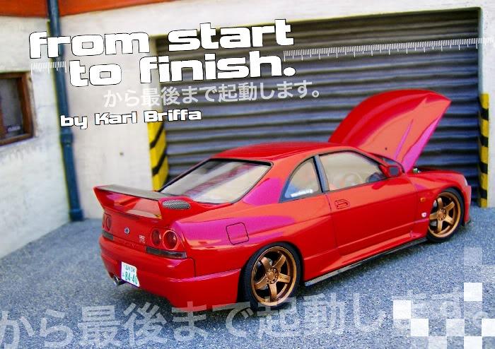 What I've built so far!! R33magazine2