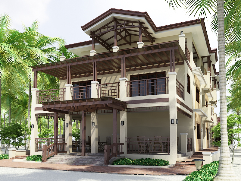 BEFORE & AFTER IMAGES - Page 7 RESIDENCIADEVORACAY-RENDER