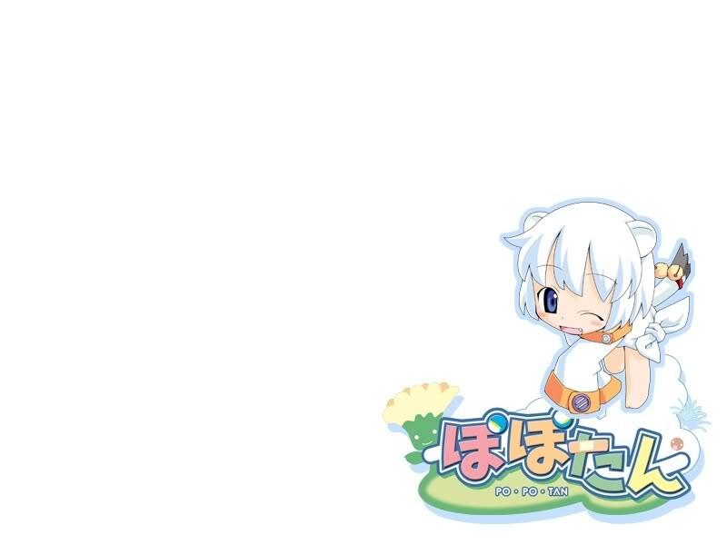 Wallpaper Manga Anime POPO-TAN
