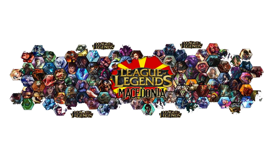 League of Legends Macedonia