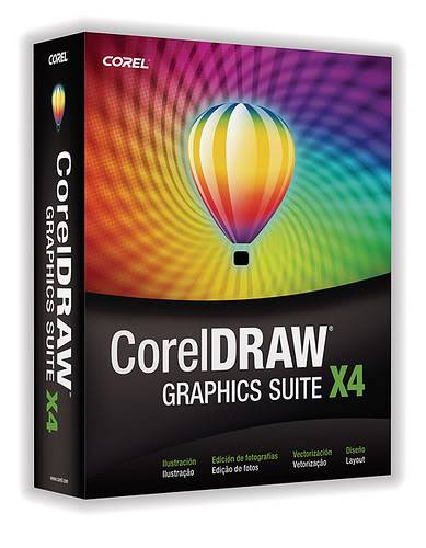 CorelDraw X4 Pictures, Images and Photos
