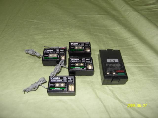for sale synthesized module n recievers futaba SDC12392