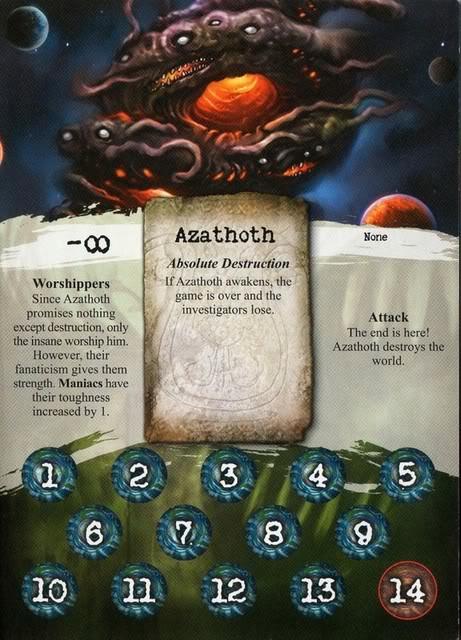 Uzas Arkhama Azathoth