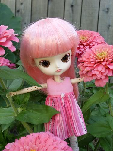 Magical pink chan DalFlowers011