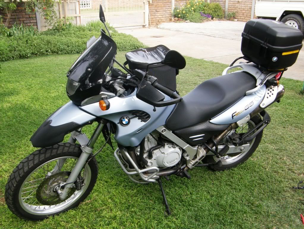 Looking for a F650GS MyToy