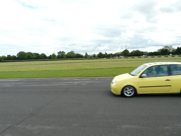 My 2002 VW Lupo 1.0E (and proud)...NEW Porsche 911 seats :D Track8
