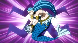 Golden Keys Aquarius_anime