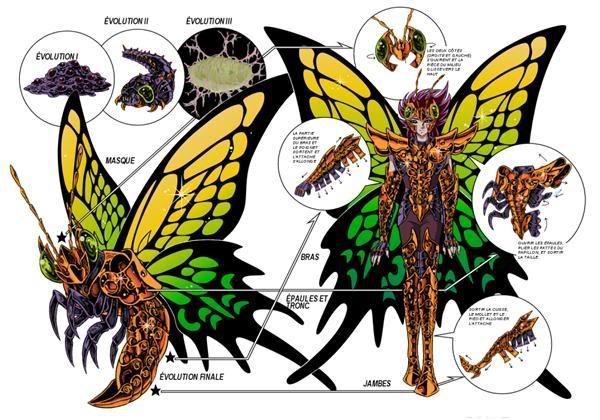 Myu de Papillon  Surplice-Butterfly