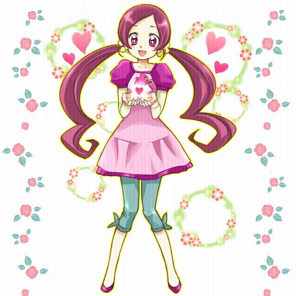 "The Vanguard: Episode one - ""Puella Magi Moth Magica!"" [Now open!] HanasakiTsubomi6001623395"