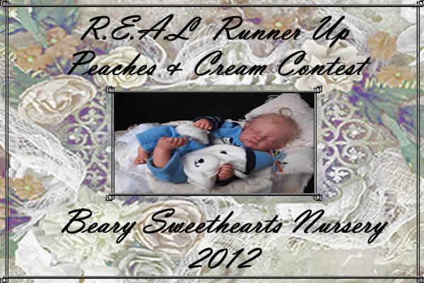 Peaches & Cream Contest Logos RunnerupPC