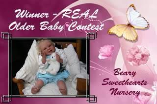 Older Baby Contest  Logos WinnerOBC