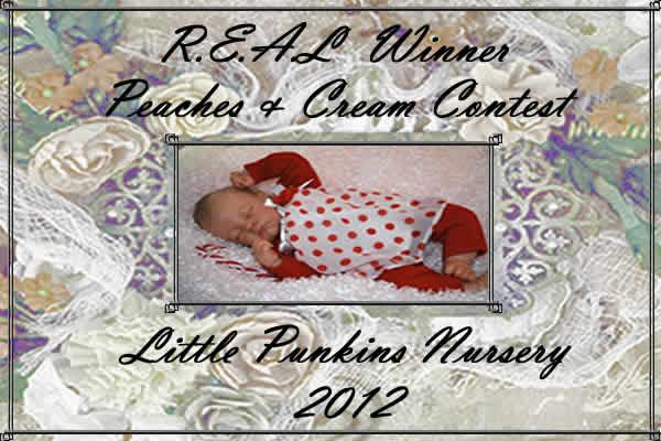 Peaches & Cream Contest Logos WinnerPC