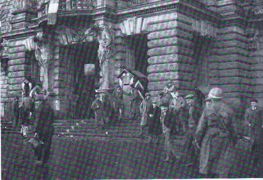 Pm Grease gun lors de la liberation de Paris Strasbourg