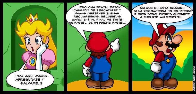 Imagenex graciosax MarioComic