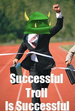 How to Troll Successful-troll