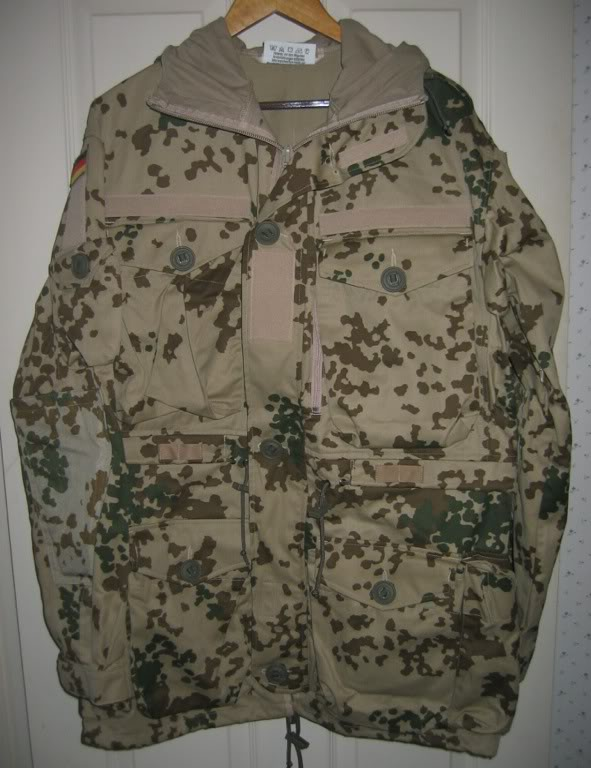 DSO and Private Purchase Flecktarn 00044519
