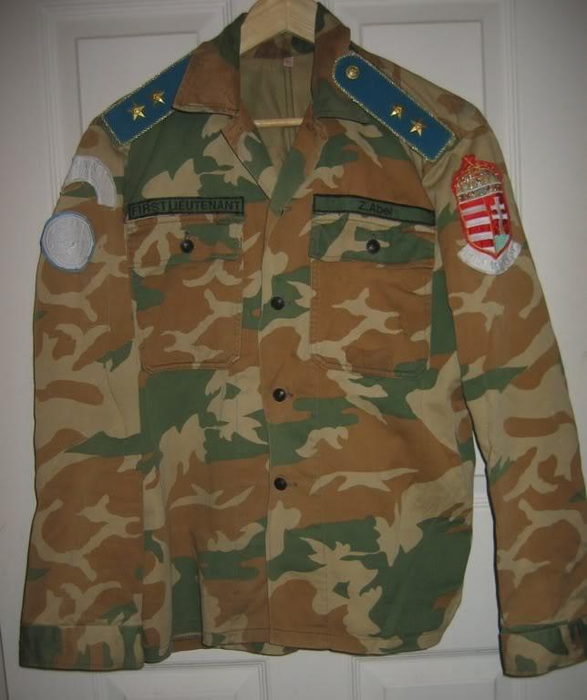 Hungarian Pakistani peace keeper shirt 65fde74b