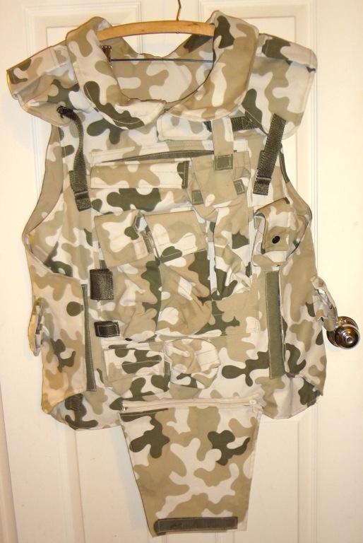 Polish Body Armor covers 6b483389