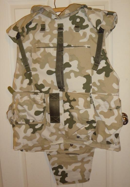 Polish Body Armor covers 86fb830f