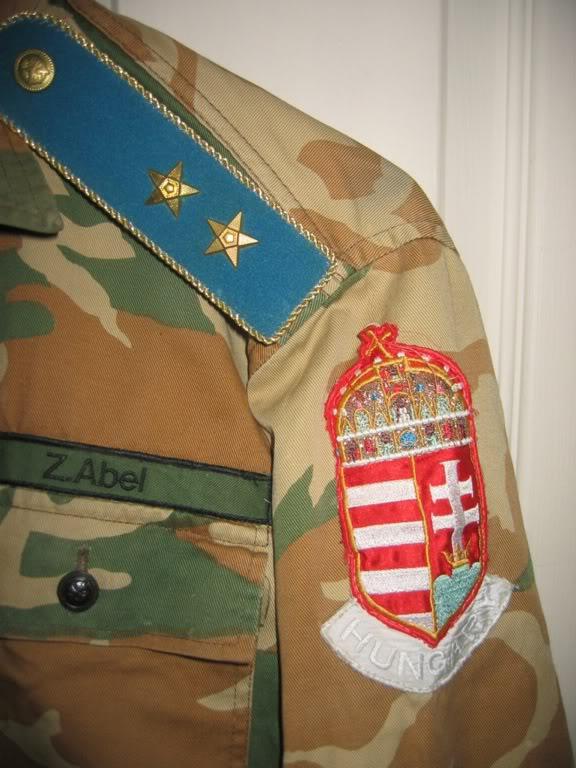 Hungarian Pakistani peace keeper shirt 9712ccb3