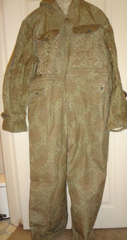 Bulgarian Post War Camouflage Coveralls DSC05601_zps6684e61b