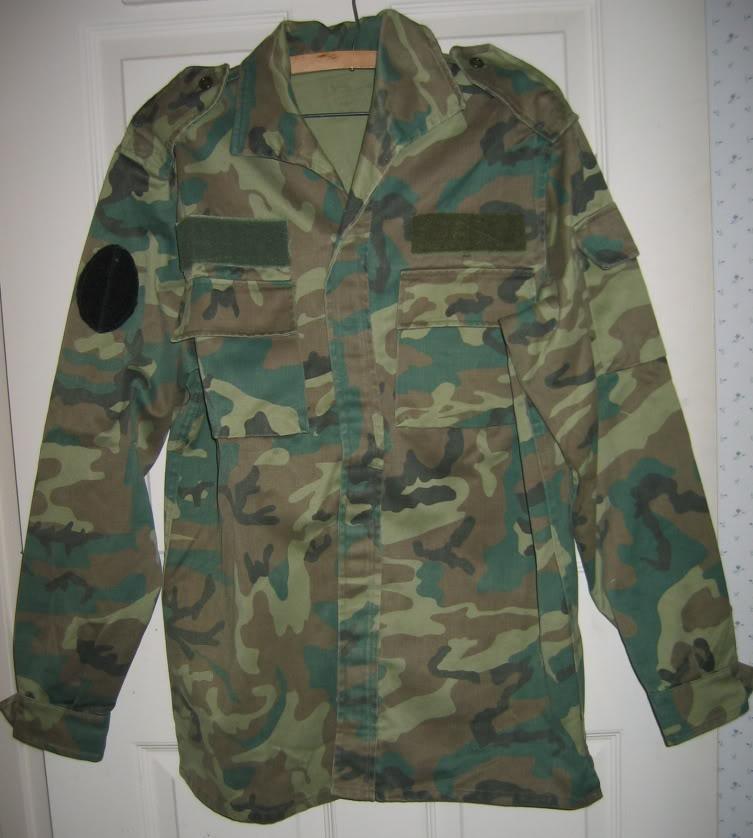 GEO / GOES camouflage uniform IMG_5226