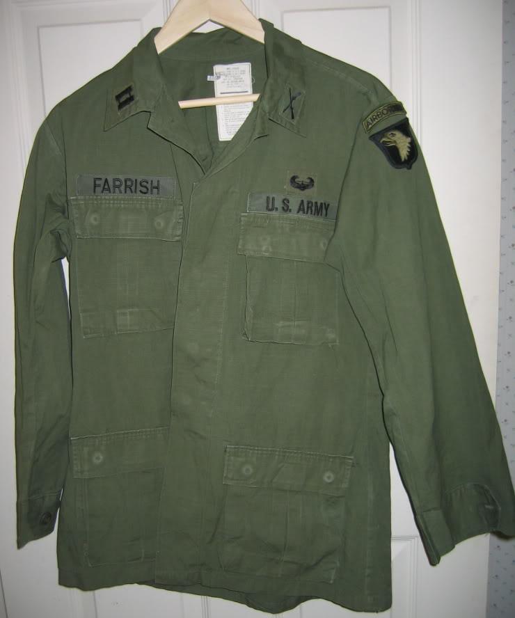 "US ""Transitional"" Tropical Jacket, 1978-1981 IMG_5898"