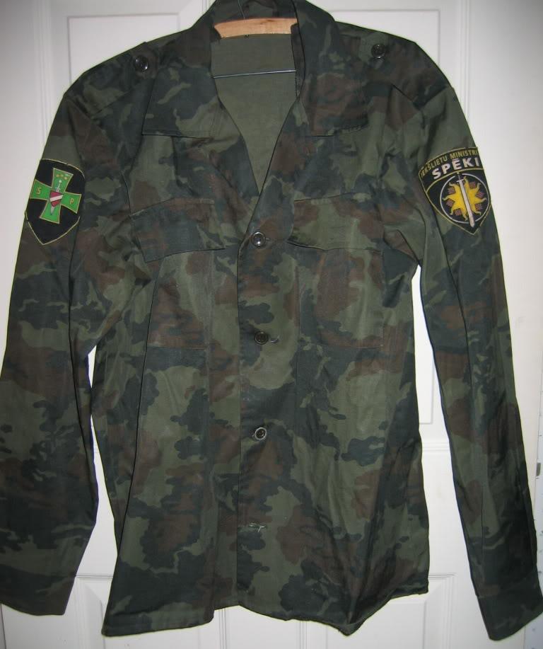 Latvia - Ministry of interior Guard IMG_6544