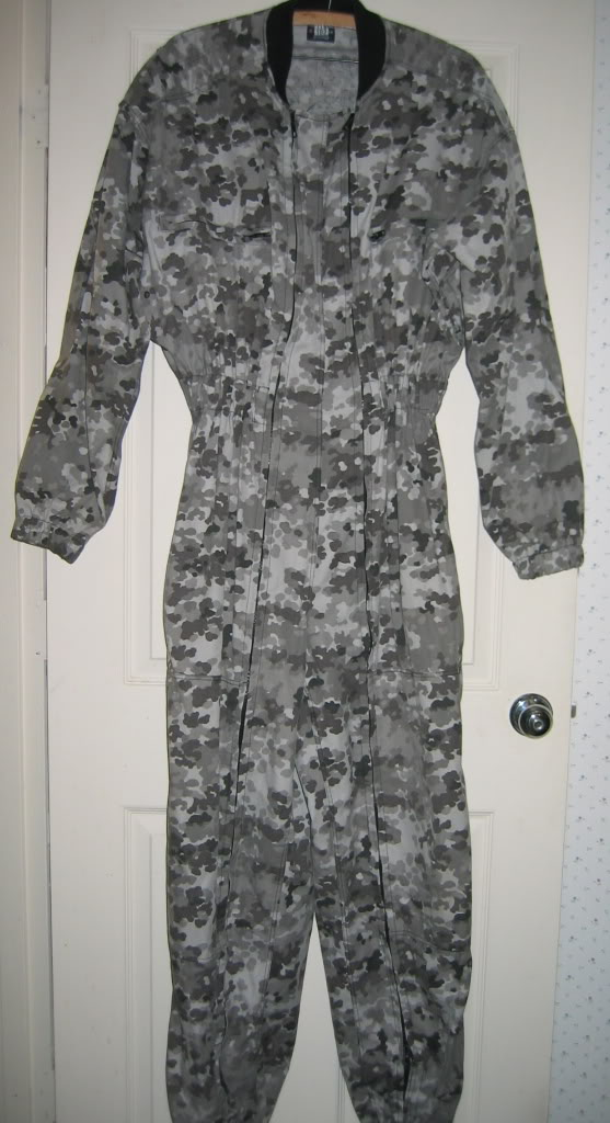 "Polish paratrooper uniforms ""US"" IMG_6859"