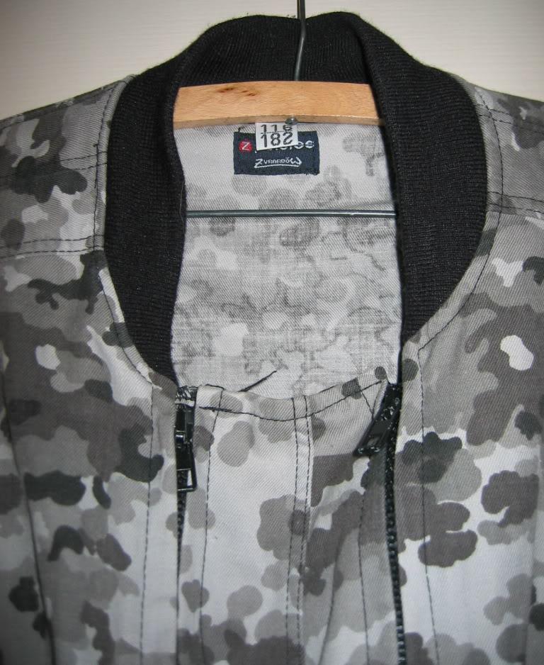 "Polish paratrooper uniforms ""US"" IMG_6860"