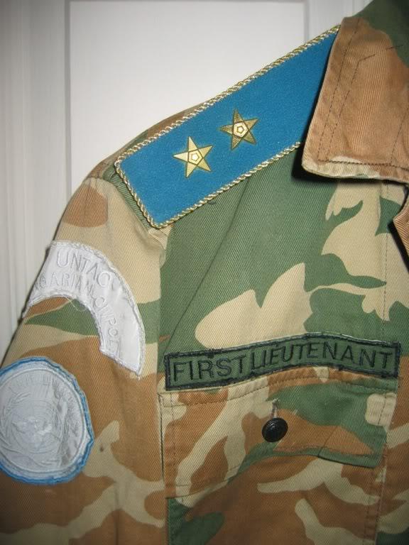 Hungarian Pakistani peace keeper shirt F33bf1b7