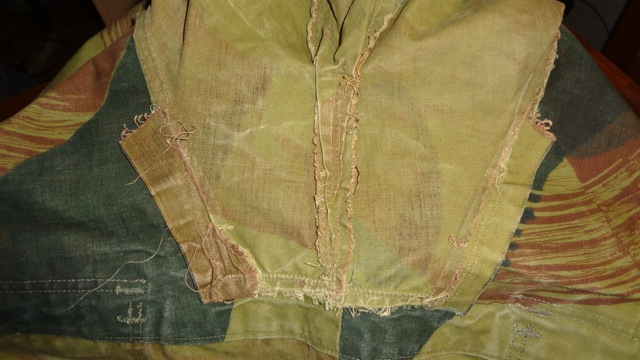 What do I have here?  WW2 style UK Windproof smock File_zpsf8849c0e