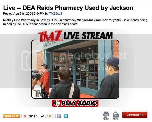 Mickey Fine Raid again…. TMZ_august21_2009