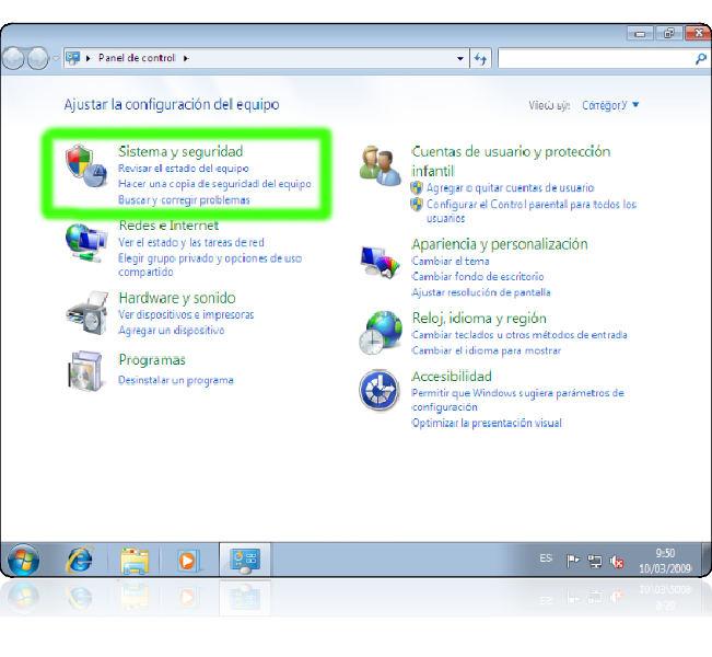 ¿Tienes Windows 7? Al ejecutar el mu te anda lento..  2paneldecontroldewindow