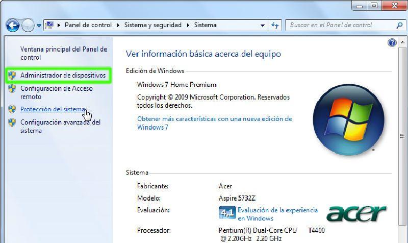 ¿Tienes Windows 7? Al ejecutar el mu te anda lento..  3paneldecontroldewindow