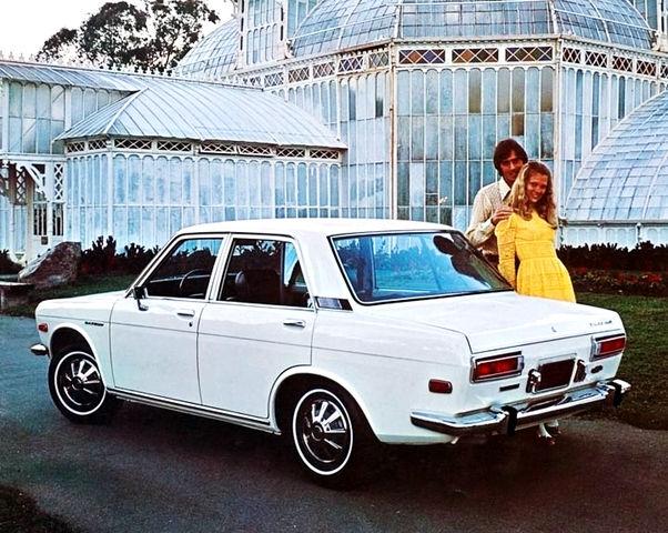 Autos en México Publicidaddatsun1970